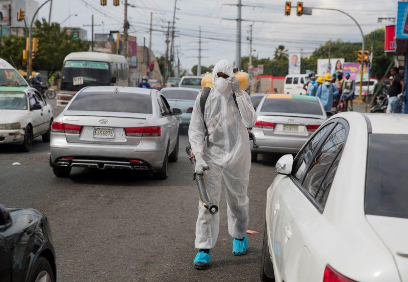 Los muertos en República Dominicana por el coronavirus suben a 20 y los contagios a 581