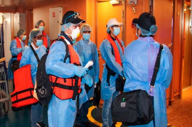 Panamá reporta 14 muertos y 786 casos de coronavirus en 19 días por COVID-19