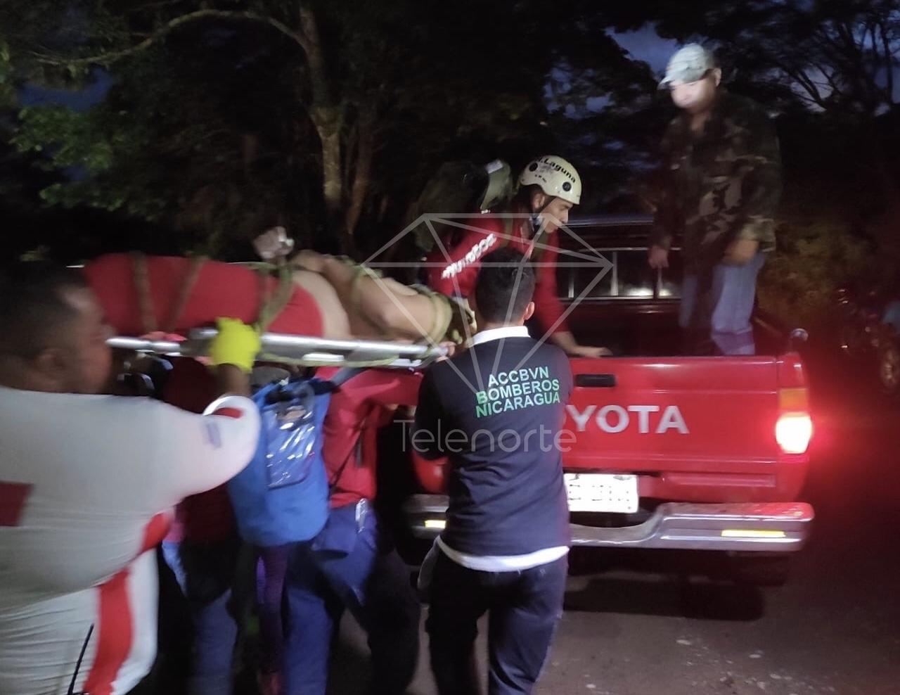 Dos jóvenes fallecen ahogados en poza de Estelí