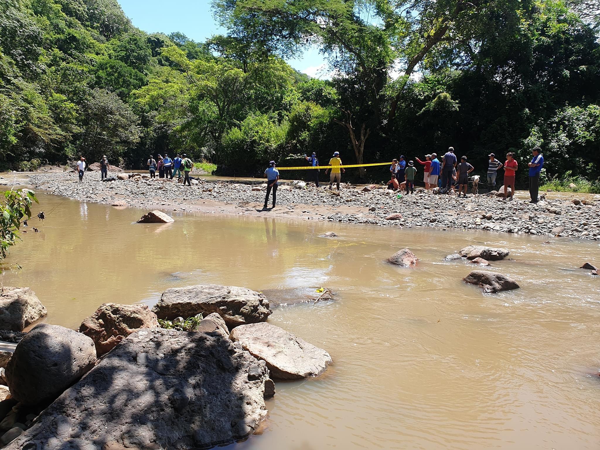 Joven matagalpino falleció por sumersión,según informe policial.