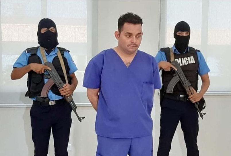Capturan al presunto autor del delito de asesinato contra embarazada en San José de Bocay, Jinotega