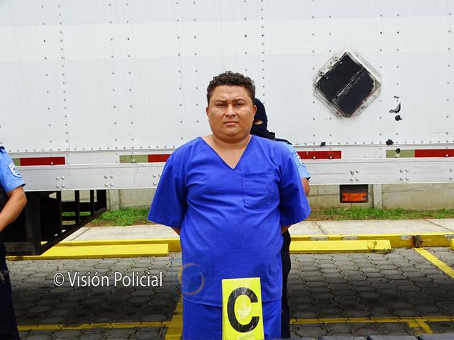 Incautan 25 kilos de cocaína en el puesto fronterizo de Peñas Blancas