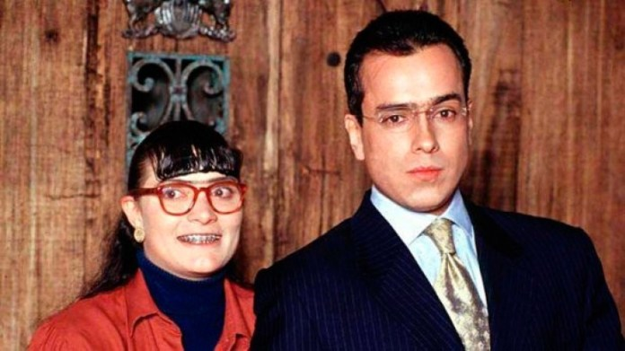 Betty la fea con Don Armando