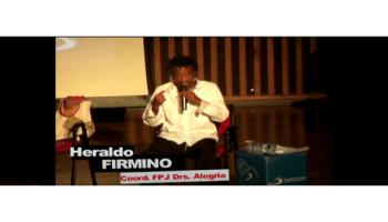 Heraldo Firmino - Ong Doutores da Alegria