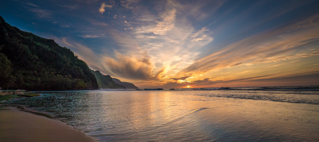 Napali Sunset