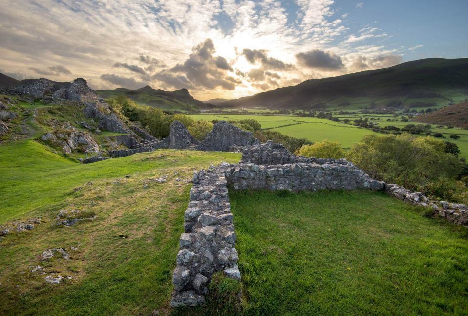 Wales Ruins