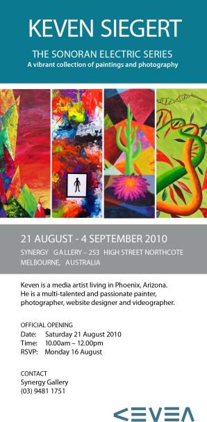 Synergy Exhibition - Melbourne, Australia