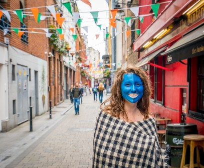 Mame Street, Dublin, Ireland