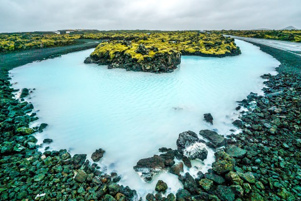 Blue Water - Iceland