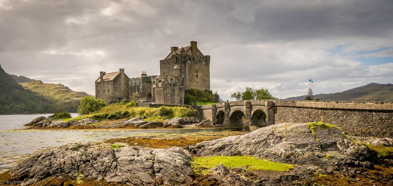 Eilean Doonan Castle - Scotland