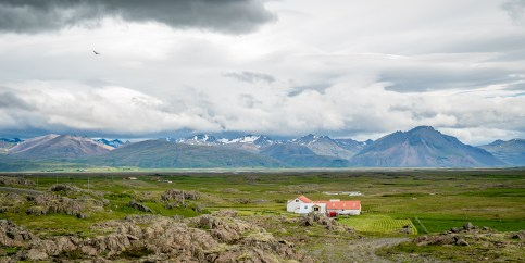 Farm Vista , Iceland