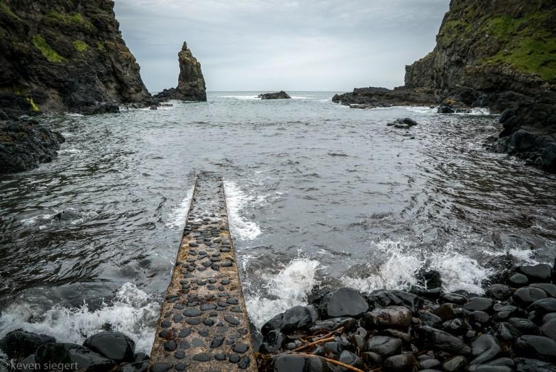 Abondoned Pier - Ireland