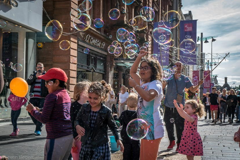 Glasgow Bubbles