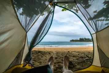 Haena Beach View