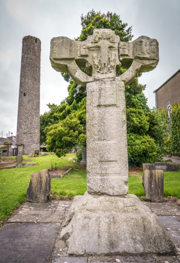 High Cross at Kells, Ireland