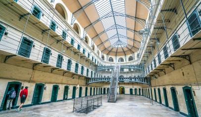 Kilmainham Goal Prison, Dublin, Ireland
