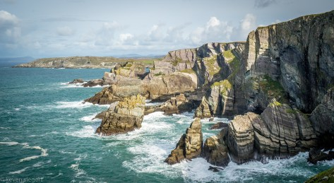 Mizen Head Coastline - Ireland