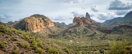 Weavers Needle - Superstition Wilderness, Arizona