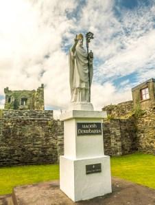 St. Patrick Statue