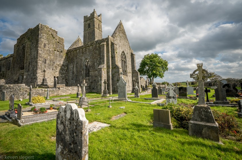 Quinn Abbey - Ireland