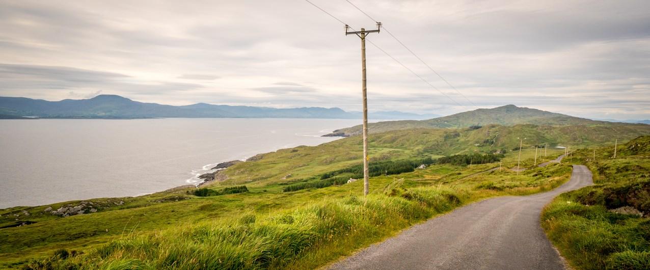 Sheeps Head Road, Ireland