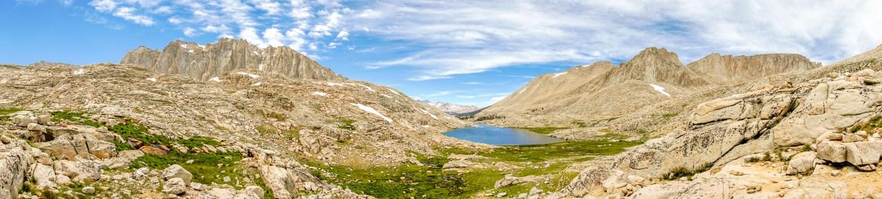 Guitar Lake Panoramic