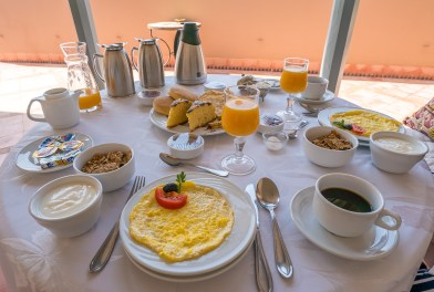 Riad Breakfast