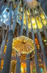 Basilica of the Sagrada Familia Crucifix