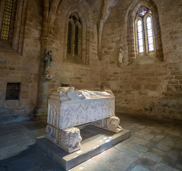 Cathedral Tomb