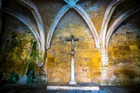 Coimbra Cathedral Crucifix