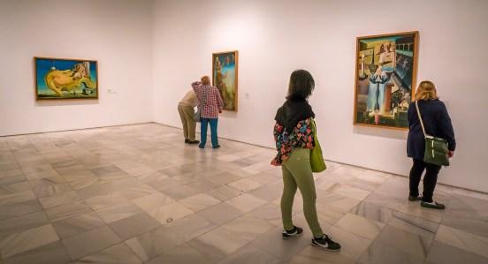 Dali Exhibit