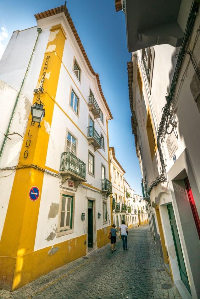 Evora Street