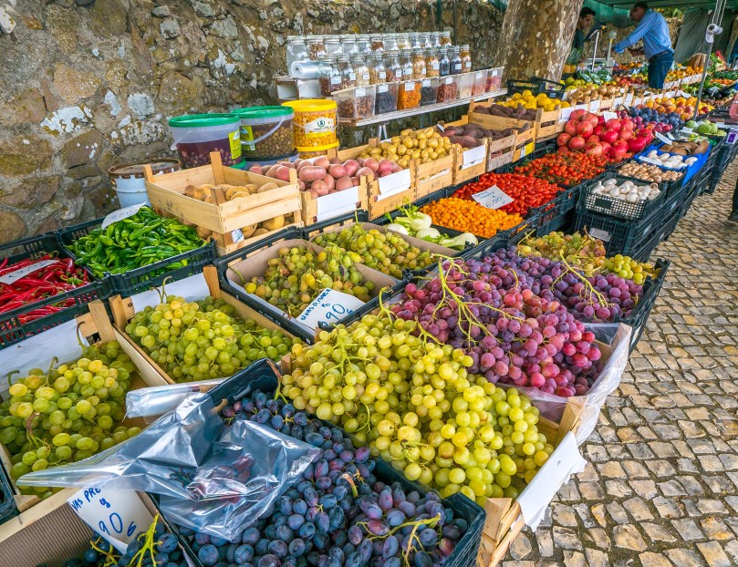 Farmers Market Stand