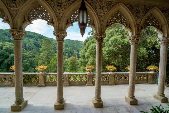 Monserrate Palace Arches