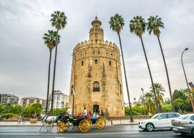 Torre del Oro Street View
