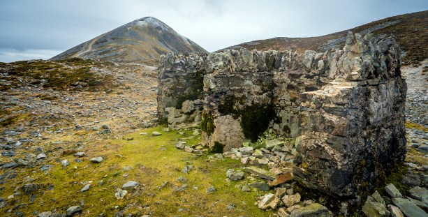 Croagh Patrick Stucture