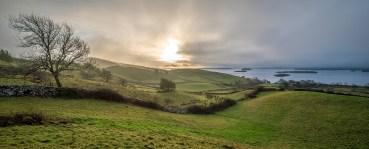 Lough Corrib sunrise