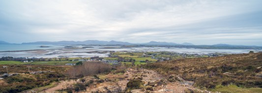Path to Croagh Patrick