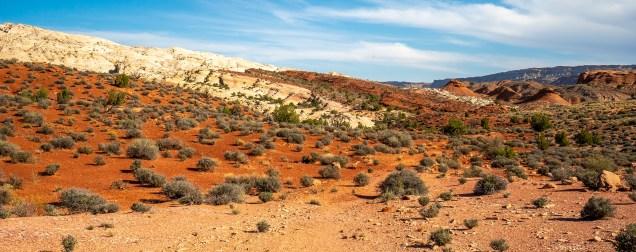 Capitol Reef - Open Desert