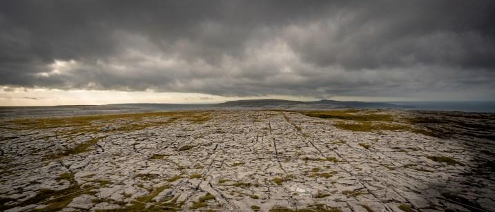 Cloudy Burren
