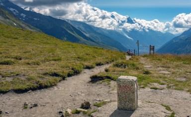 Col de Balme - Swiss Side