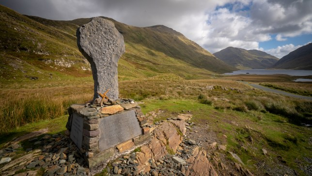 Doolough Famine Memorial 3