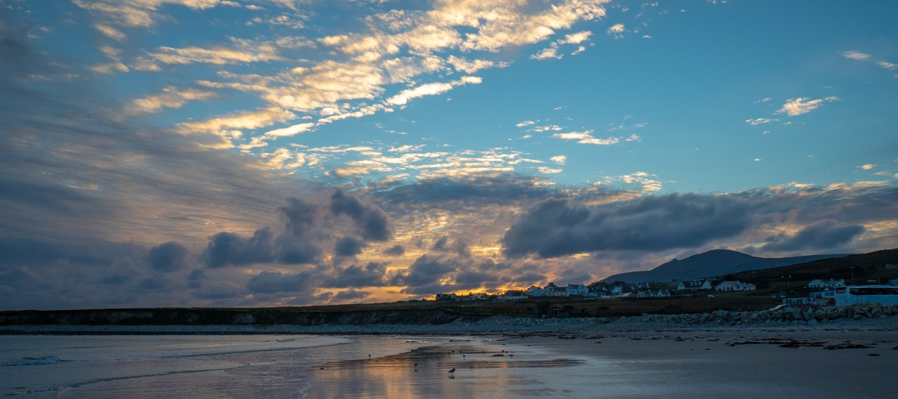 Keel Sunset