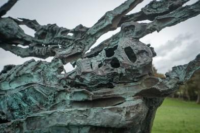 National Famine Memorial Detail