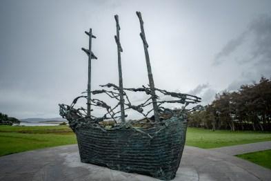 National Famine Memorial MS