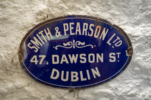 Smith and Pearson Sign