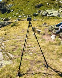 Trailpix with Trekking Poles and Tent Pole