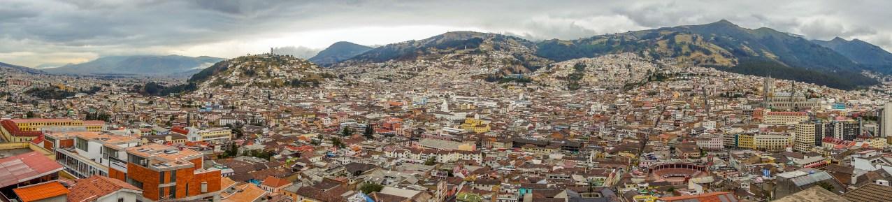 Quito Panoramic