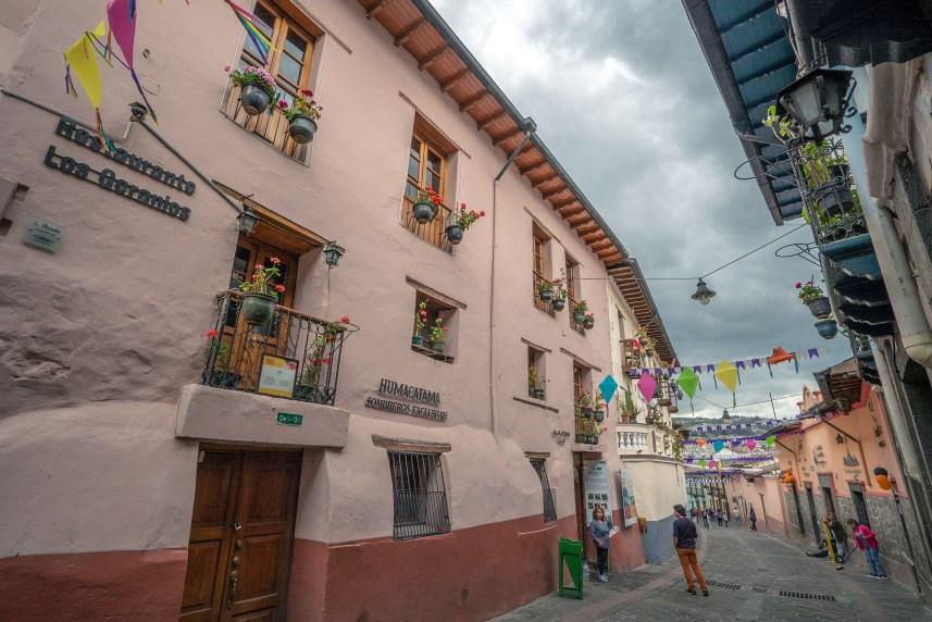 Restaurante in Old Town
