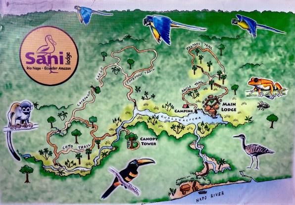 Sani Map